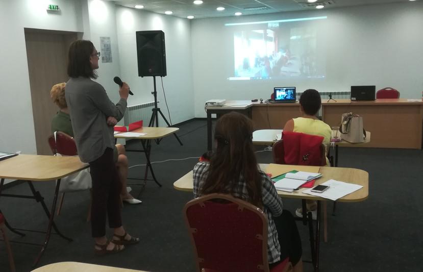 """Обучение на тема """"Дейности в туристическия бизнес, благоприятстващи културното наследство """" бе организирано на 17-18.09.2020 от Кюстендилска ТПП"""